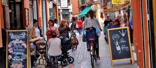 Calle Regina alternativa Sevilla próxima calle