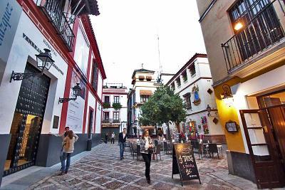 judería Santa Cruz Sevilla