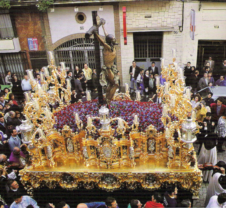 el cachorro procession guided tour Seville