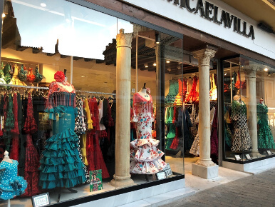 the best shop to buy a flamenco dress