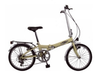 Folding bike, Easy and cheap, take the bike and some tapas