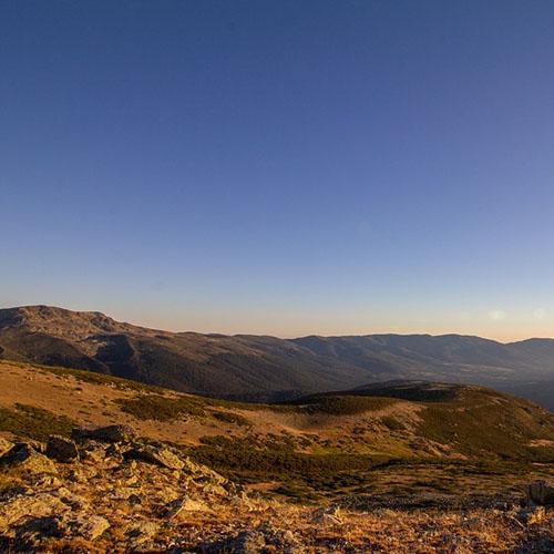 landschap Spanje waar je digitaal kan wandelen