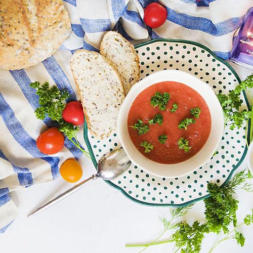 gazpacho soup andalucia