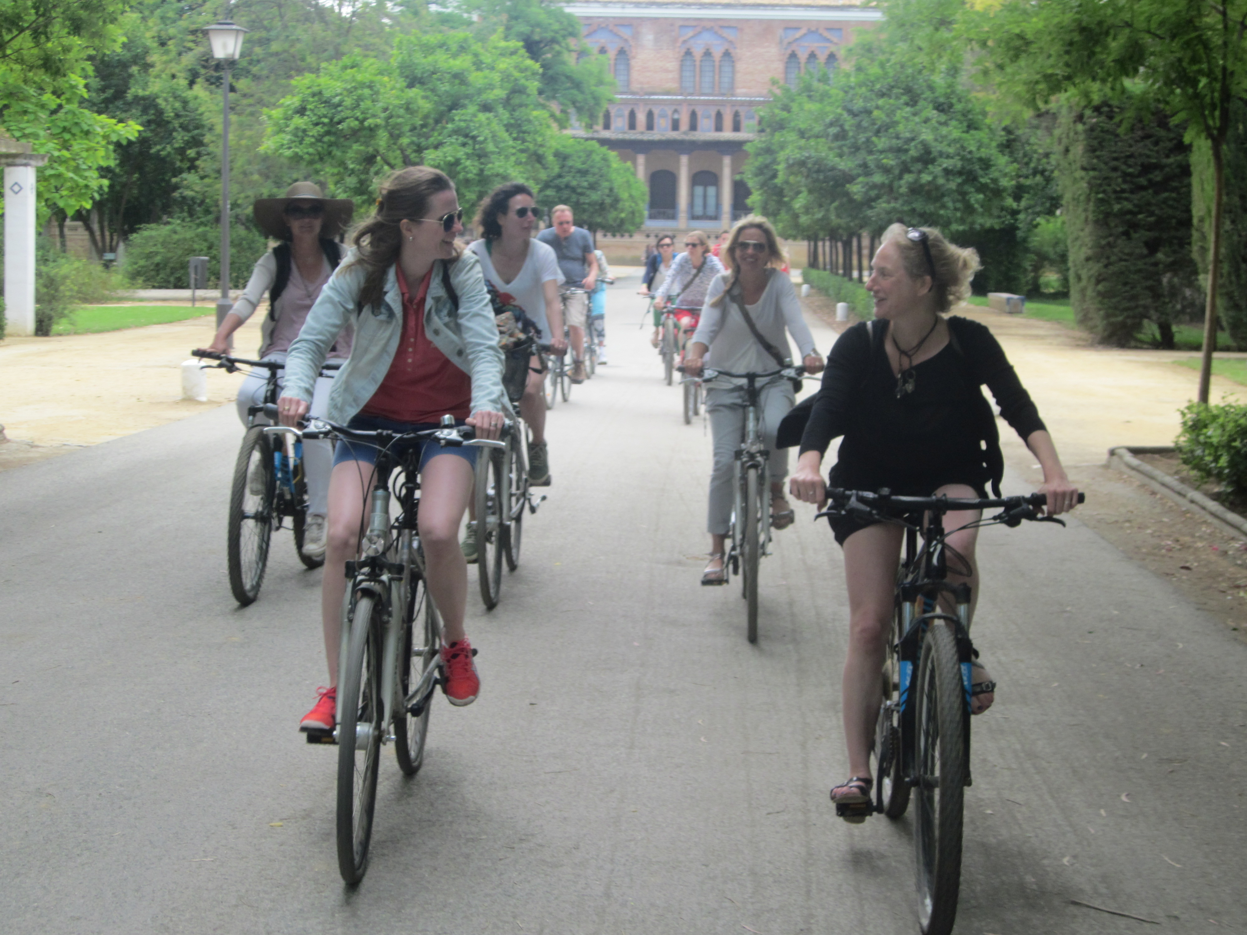dutch guides and interns