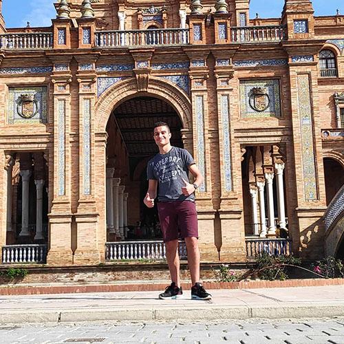 Jovanni plaza de espana