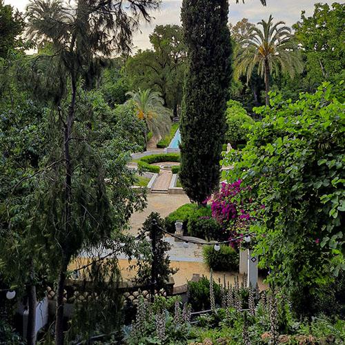 parque María Luisa Sevilla