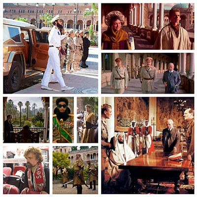 Films in plaza van spanje