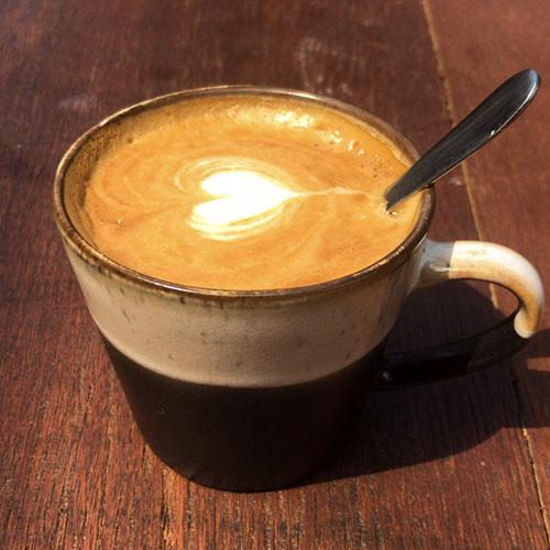 terrace seville coffee heart