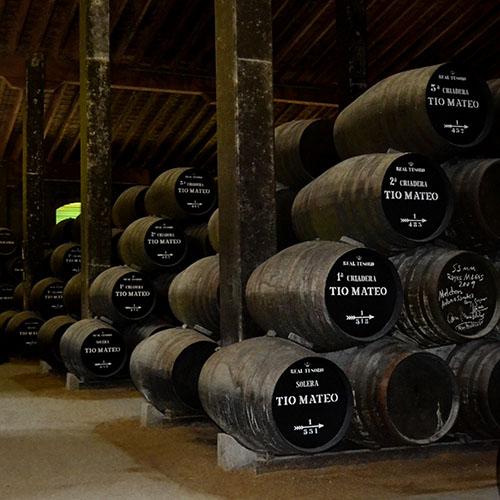 sherry wine jerez de la frontera