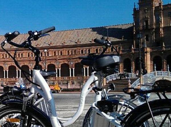 Sevills tours  elektrische fiets