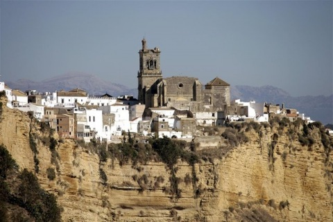 guided tour Cadiz and white villages