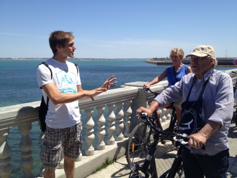 Private tour from Seville to Cádiz in one day