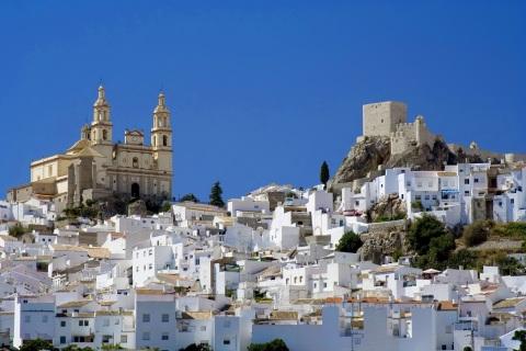 white village near to Jerez