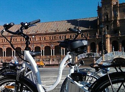 Sevilla tours elektrische fiets