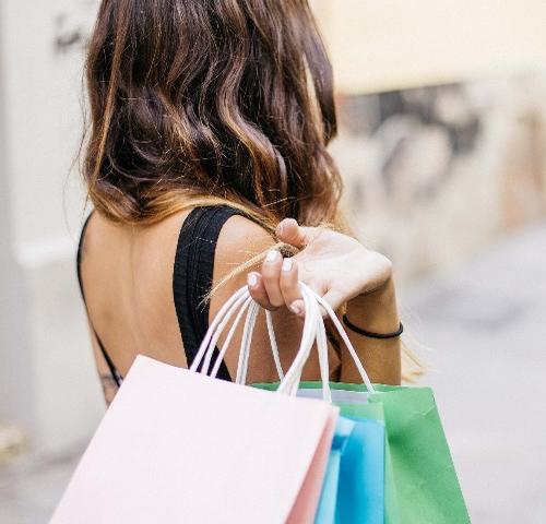 Shopping in Seville